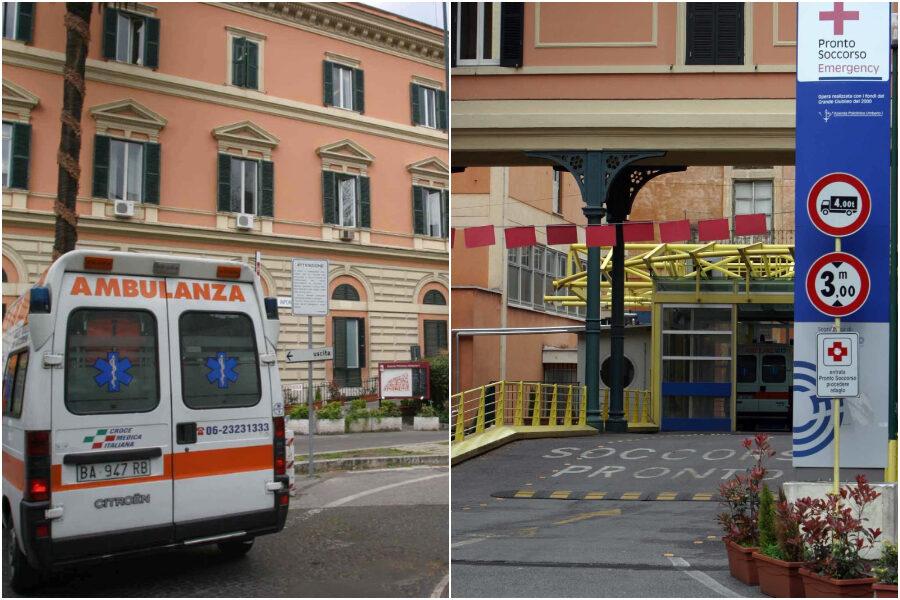 No Green pass, assalto anche al pronto soccorso dell'Umberto I a Roma: feriti poliziotti e sanitari