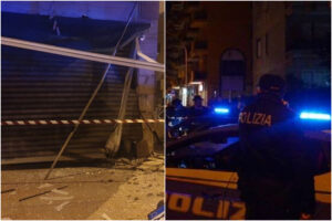 Torna l'incubo delle bombe, esplosione nella notte distrugge due negozi: panico tra i cittadini
