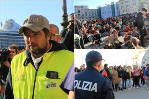 Green pass, marcia indietro a Trieste: il corteo dei 20mila revocato per il rischio infiltrazioni di violenti