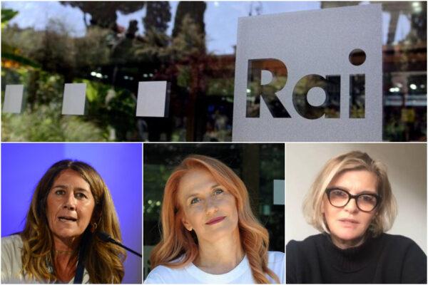 Nomine Rai, la svolta 'rosa' di Fuortes: sui direttori dei tg il totonomi mette in bilico Carbone, Orfeo e Bulbarelli