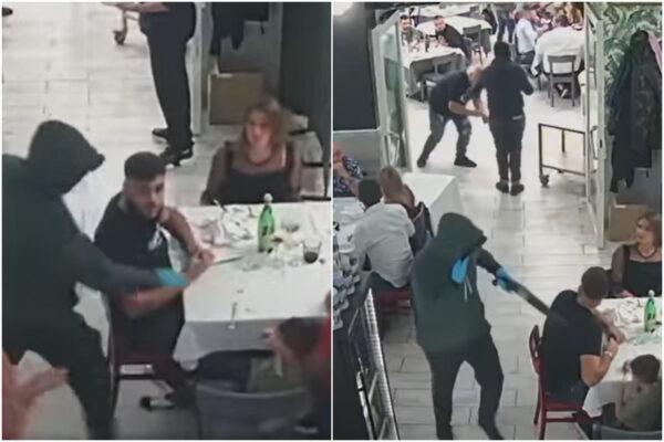 Terrore al ristorante, famiglie rapinate mentre mangiano: fucile puntato contro bimbo