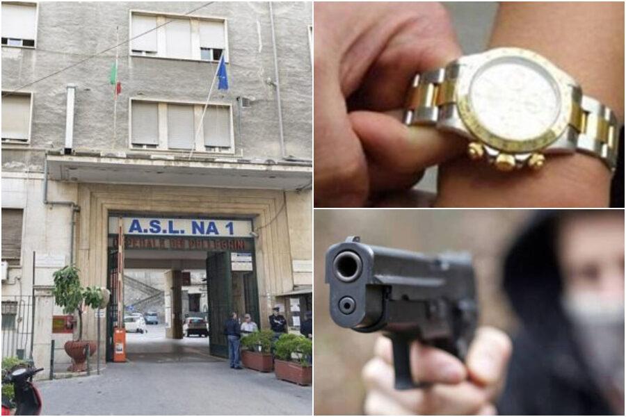 """Spari contro ragazza a Napoli per il Rolex, giallo sulla versione: """"Volevano rapinarmi"""""""