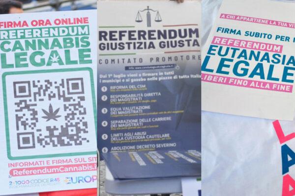 La crisi dei partiti e il valore del referendum