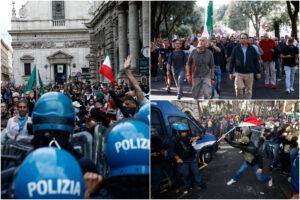 """Forza Nuova minaccia dopo gli scontri e gli arresti dei suoi vertici: """"Rivoluzione non si ferma"""""""