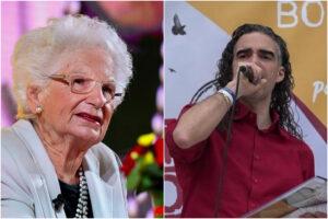 """Chi è Gian Marco Capitani, il no vax ha offeso Liliana Segre poi le scuse: per la senatrice """"la risposta è il silenzio"""""""