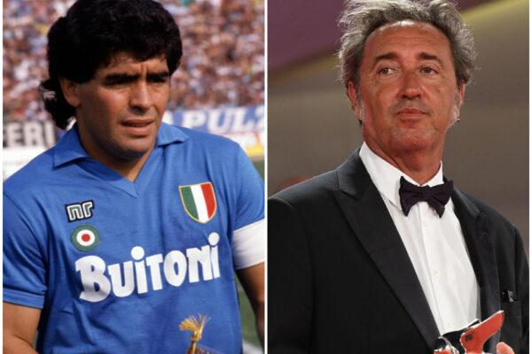 """Paolo Sorrentino e Maradona: """"Girava in Panda, fu una liberazione per quella Napoli cupa e violenta"""""""