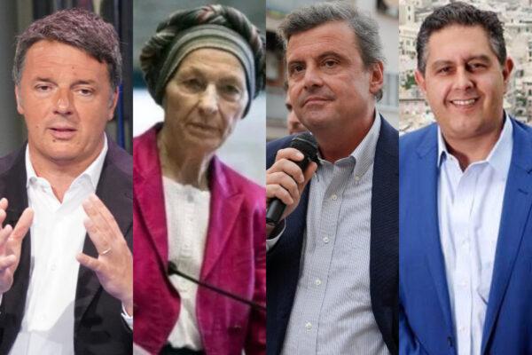 Calenda, Renzi, Toti e Bonino aprono il cantiere lib-dem per liberare il Pd dalla morsa di Conte